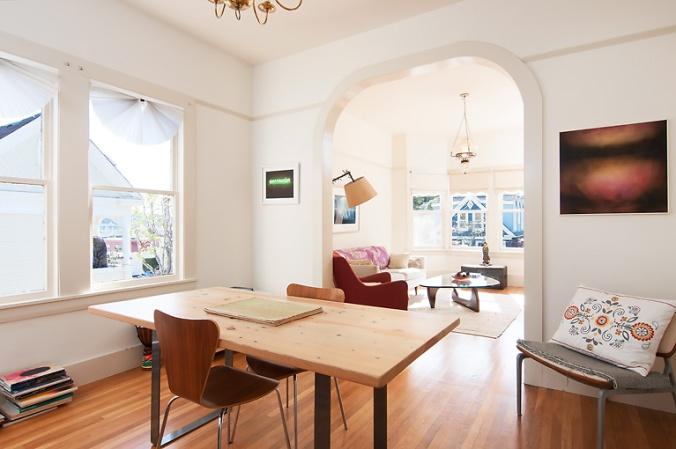 424 Pine Street, Sausalito, CA, 94965-dining room