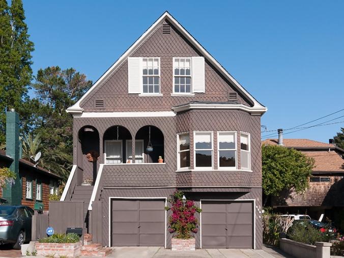 424 Pine Street, Sausalito, CA, 94965-Front